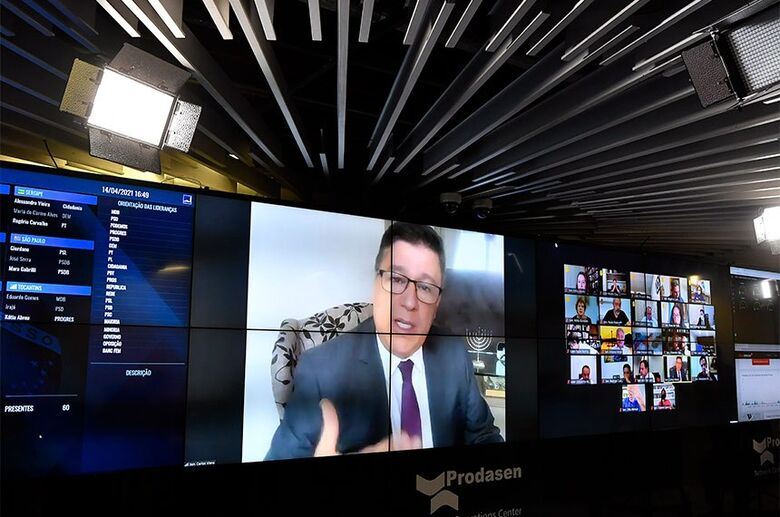 Permite a jornalista ser microempreendedor individual aguarda definição sobre destaques - Crédito: Leopoldo Silva/Agência Senado   Fonte: Agência Senado