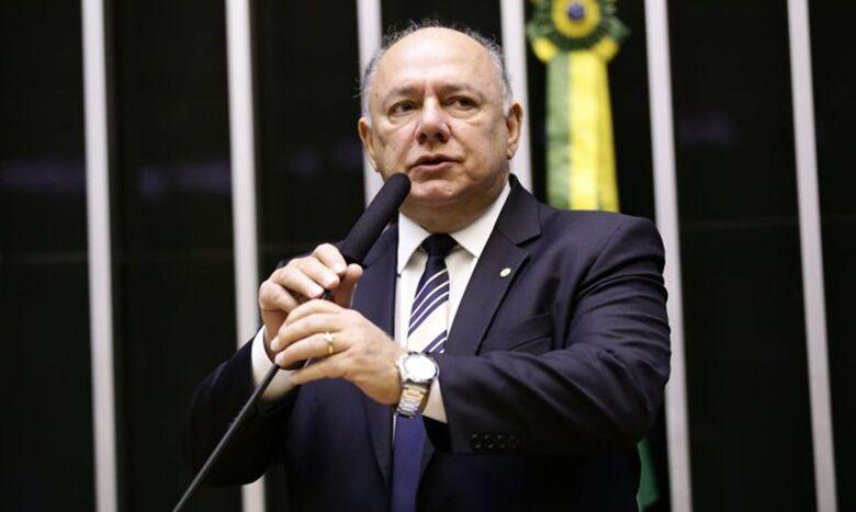 Deputado federal morre em Brasília vítima de covid-19 - Crédito: Arquivo/Michel Jesus/Câmara dos Deputados