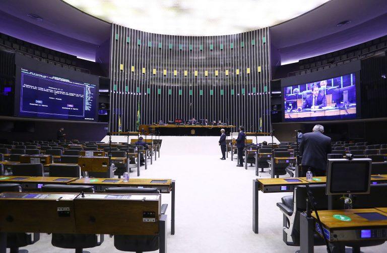 Câmara aprova projeto que permite compra de medicamentos para Covid-19 sem licitação  Fonte: Agência Câmara de Notícias - Crédito: Divulgação