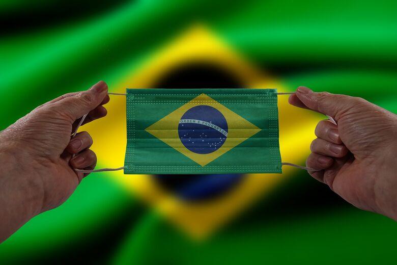 Brasil tem 13,8 milhões de casos e 368,7 mil mortes - Crédito: Gerd Altmann por Pixabay
