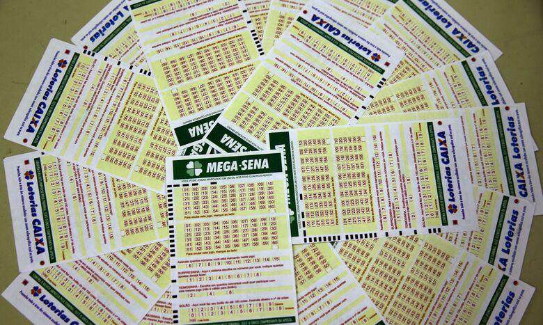 Mega-Sena sorteia nesta quinta-feira prêmio de R$ 2,5 milhões -