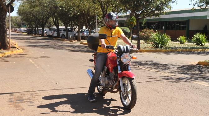 Nova Lei abranda infração para motociclistas sem viseira ou óculos de proteção - Crédito: Divulgação