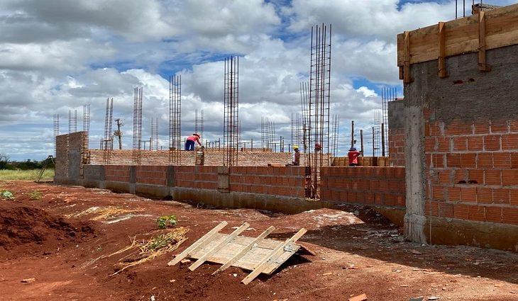 A todo vapor, obra do Governo do Estado tem previsão de ser concluída seis meses antes do prazo do contrato - Crédito: Portal do Governo de Mato Grosso do Sul