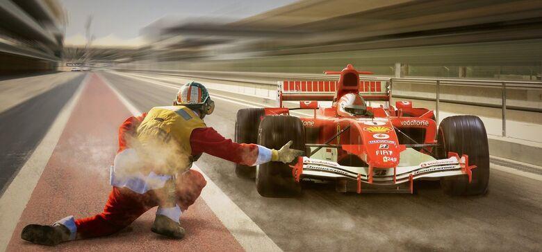 Hamilton diz que Sebastian Vettel é seu rival favorito na Fórmula 1 - Crédito: Pixabay