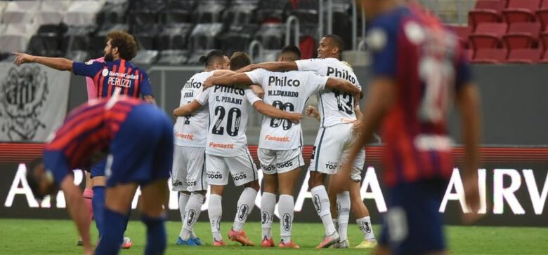 Santos garante vaga na fase de grupos da Libertadores da América - Crédito: Divulgação