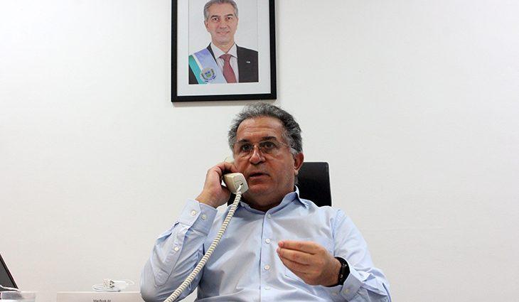 Área social será a nova marca do Governo do Estado, segundo Sérgio Murilo - Crédito: Portal do Governo de Mato Grosso do Sul