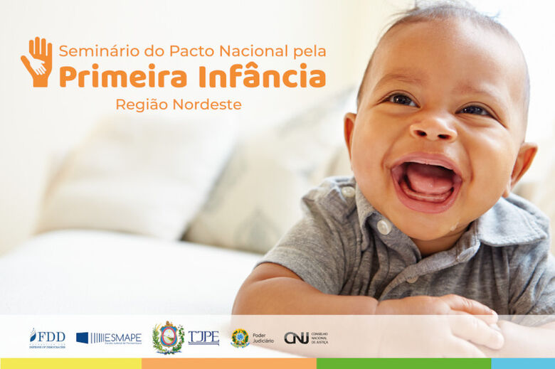 Políticas para primeira infância no Nordeste começam a ser debatidas - Crédito: Divulgação - Agência CNJ de Notícias