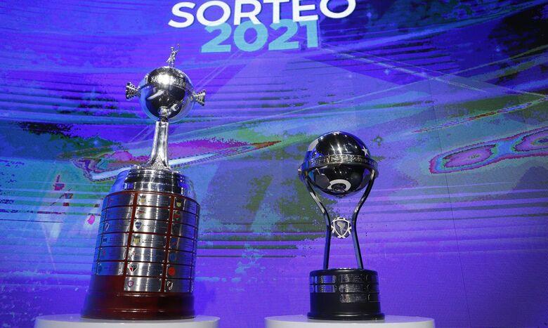 Com seis brasileiros, Copa Sul-Americana começa no dia 20 de abril - Crédito: Divulgação