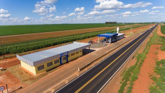 Posto de Fiscalização da Agepan. - Crédito: Divulgação -  Portal do Governo de Mato Grosso do Sul