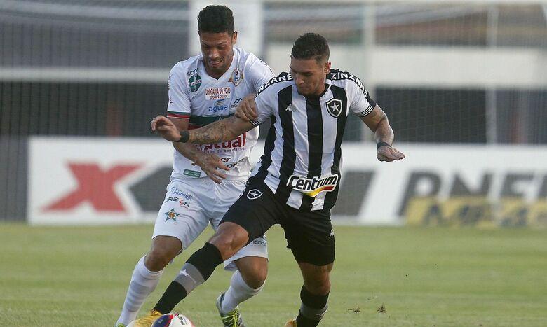 Botafogo e Volta Redonda enfrentam-se neste sábado à noite - Crédito: Vitor_Silva