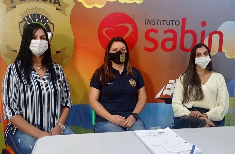 Em coletiva, delegada afirma que motorista acusado de estupro é inocente - Crédito: Kamila Rios