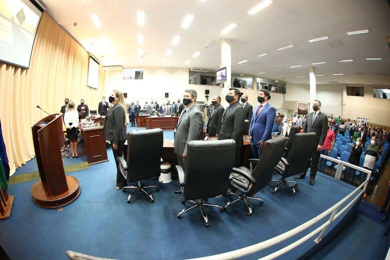 Sessão ordinária da Câmara de Dourados desta semana foi transferida para terça-feira, dia 4 - Crédito: Valdenir Rodrigues