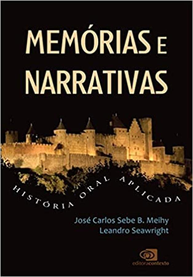 Professor da UFGD lança livro sobre a importância da História Oral como valorização da memória - Crédito: Divulgação
