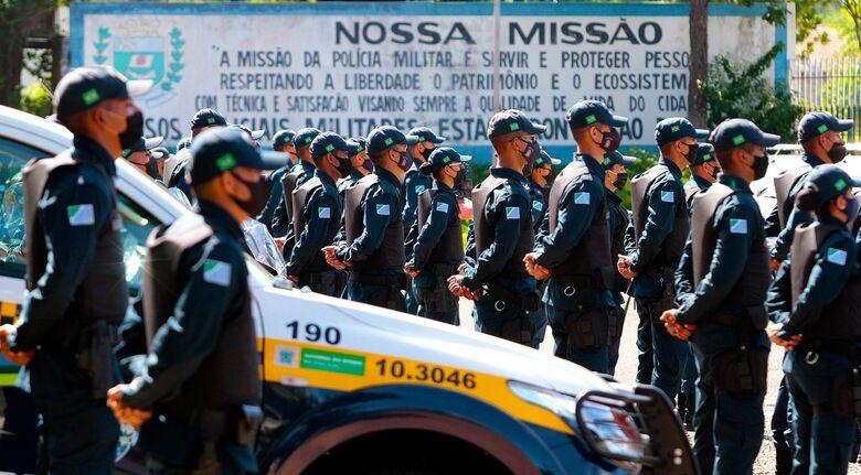 A formação é pré-requisito para a promoção ao posto de coronel da PM - Crédito: Polícia Militar