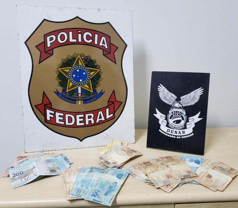 Policias Federal e Civil deflagram Operação Ouro Branco em Corumbá - Crédito: Polícia Federal/Divulgação