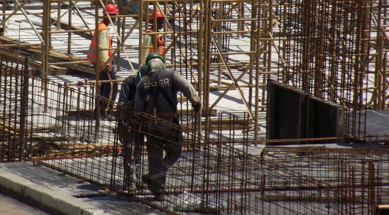 Grupo do aço puxa alta dos preços dos materiais na construção civil - Crédito: Helena Pontes/Agência IBGE Notícias