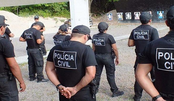 Com dois concursos autorizados, segurança pública vai ganhar mais 30 delegados e 206 policiais civis - Crédito: Divulgação
