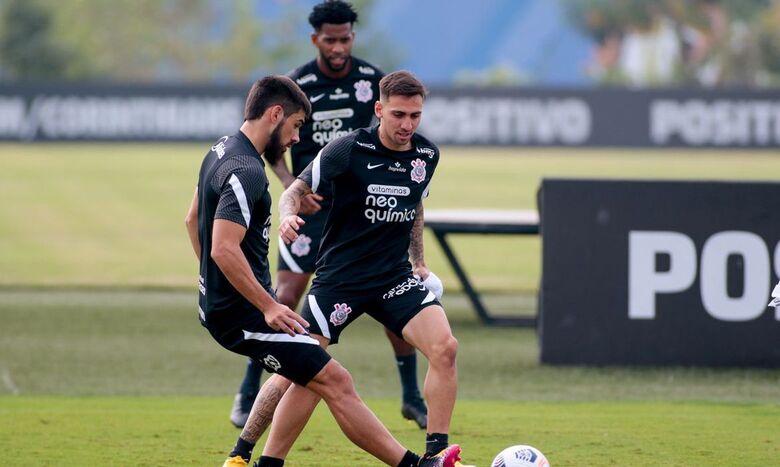 Em meio a maratona, Corinthians decide futuro na Copa Sul-Americana - Crédito: Rodrigo Coca/Agência Corinthians
