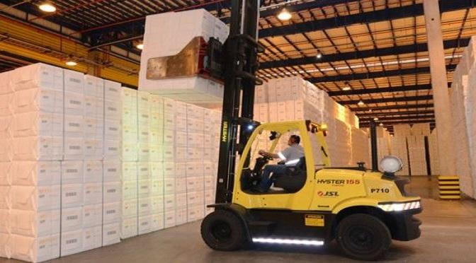 No MS, exportações crescem e saldo da balança comercial é de US$ 1,213 bilhão -