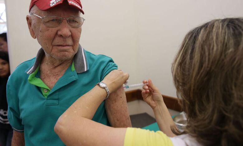 Segunda etapa da campanha de vacinação contra gripe começa hoje - Crédito: Antonio Cruz/Agência Brasil