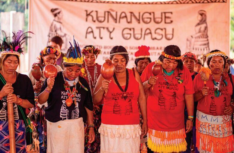 Reserva Indígena de Dourados tem cerca de 17 mil pessoas; a mais populosa do país - Crédito: Everson Tavares/Agência Pública