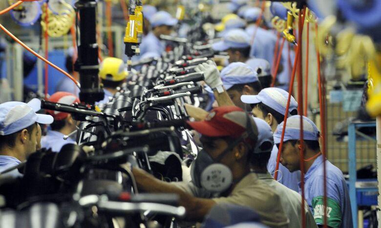 Inflação na saída das fábricas fica em 4,78% em março, diz IBGE - Crédito: CNI/José Paulo Lacerda