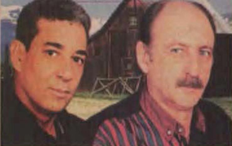 Dupla Irineu Rocha & Catelan lançou CD há 20 anos - Crédito: Divulgação