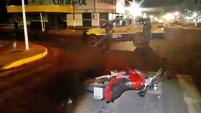 Condutora embriagada é presa pela Guarda Municipal - Crédito: Divulgação