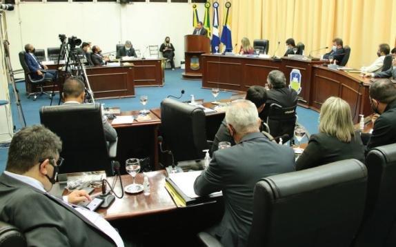 Câmara vai recorrer de decisão que pede exoneração de comissionados - Crédito: VALDENIR RODRIGUES/CMD