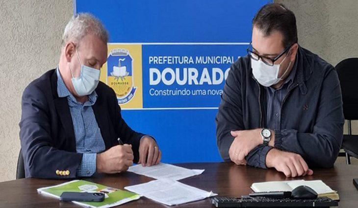 Cooperação entre Estado, Município e UFGD garante 10 novos leitos de UTI-Covid em Dourados - Crédito: Divulgação