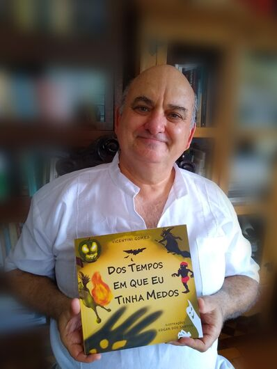 """""""DOS TEMPOS EM QUE EU TINHA MEDOS"""" - Crédito: Divulgação"""