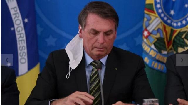 Contradizendo Bolsonaro, OMS pede que vacinados continuem a usar máscara - Crédito: Pedro Ladeira/Folhapress