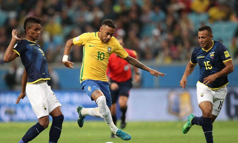 Seleção brasileira encara Equador em Porto Alegre pelas Eliminatórias - Crédito: Lucas Figueiredo/CBF