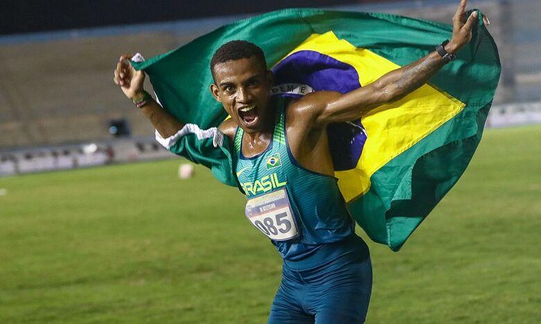 Promessa brasileira da maratona treina com quenianos antes de estreia olímpica - Crédito: Wagner Carmo/CBAt/Direitos Reservados