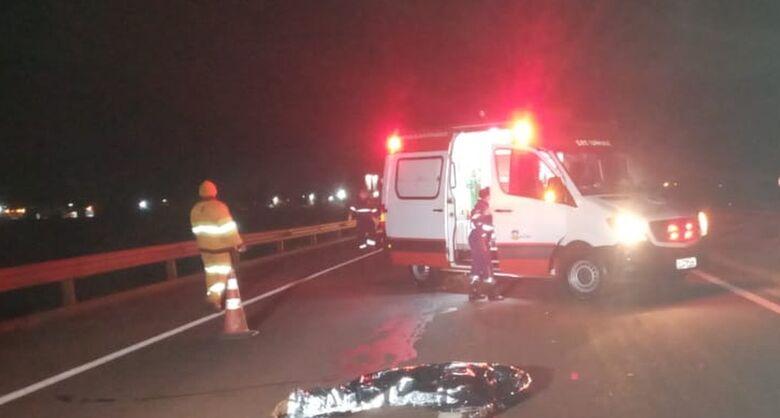 Adolescente de 15 anos morre atropelado em Dourados - Crédito: Cido Costa