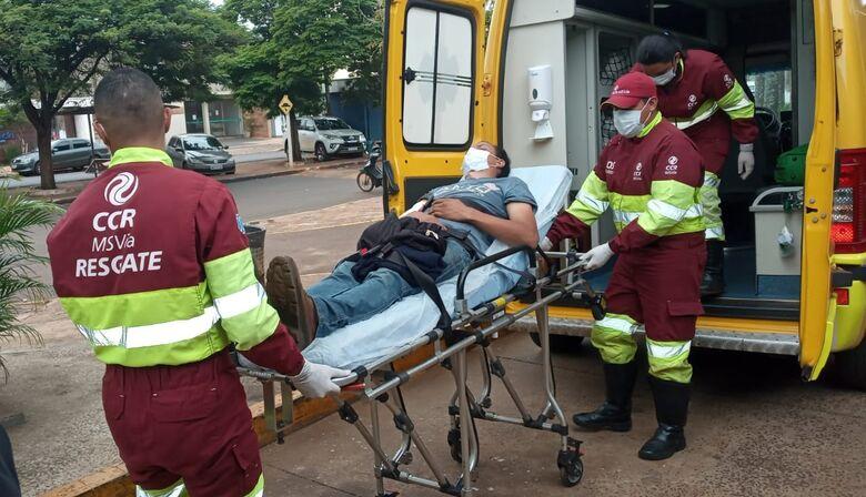 Polícia apreende menores que atiraram em motorista durante tentativa de assalto - Crédito: Cido Costa
