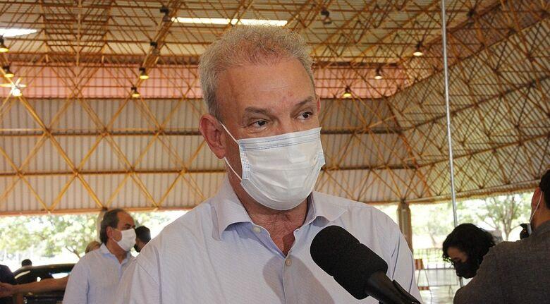 Secretário diz que até agosto população de MS estará vacinada - Crédito: Divulgação