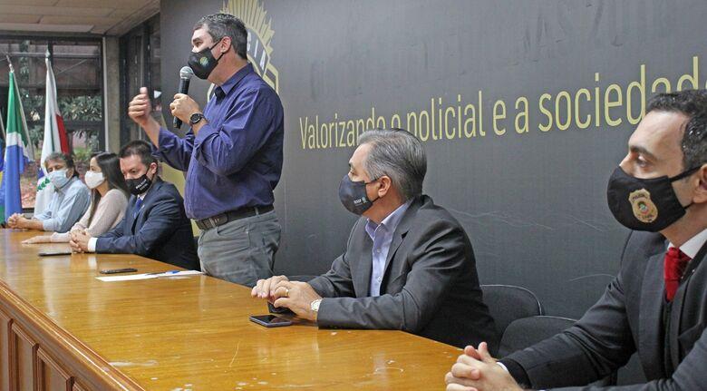 Governo amplia vagas do concurso da Polícia Civil e nomeia 225 investigadores e escrivães - Crédito: Divulgação