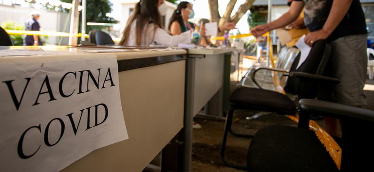 Mais 4,2 milhões de doses de vacinas covid-19 são enviadas para todo o Brasil - Crédito: Ministério da Saúde