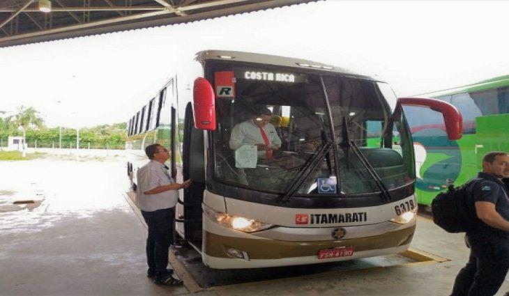 MS é o 1° Estado do Brasil a garantir acesso à movimentação de bilhetes do transporte intermunicipal - Crédito: Barbosa/Divulgação