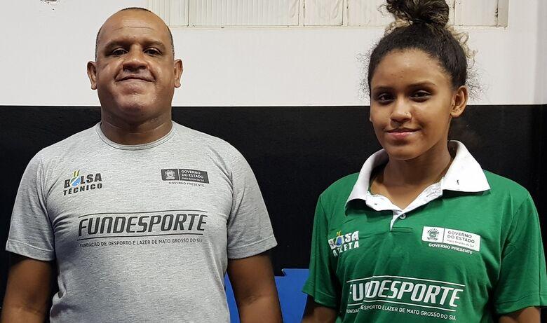 Seleção brasileira de judô é definida para a Olimpíada e atleta de MS estará na preparação final no Japão - Crédito: Arquivo/Fundesporte