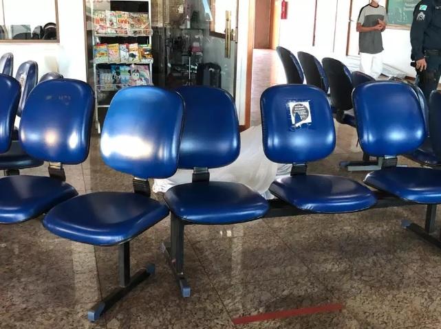 Homem é morto a tiros no Terminal Rodoviário de Nova Alvorada do Sul - Crédito: Rones Cezar/Alvorada Informa