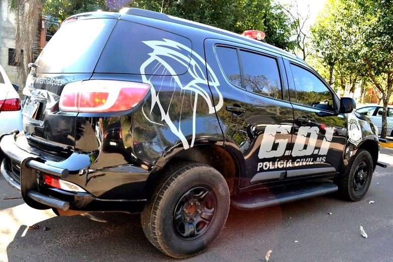 Professor é preso acusado de abusar de três crianças na Capital - Crédito: Divulgação/Polícia Civil