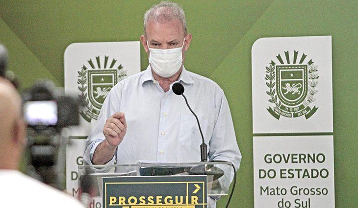 Geraldo Resende lamenta descumprimento de acordo e regras do 'Prosseguir' pelo prefeito de Campo Grande - Crédito: Divulgação