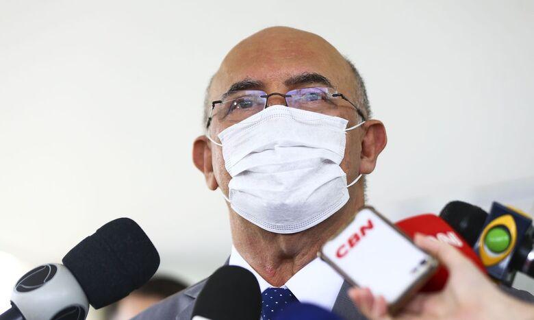 Ministro da Educação diz que não vai ter acesso prévio a provas do Enem - Crédito: Marcelo Camargo/Agência Brasil