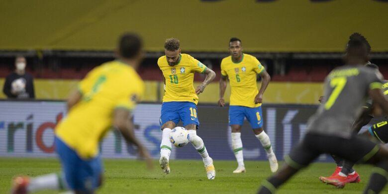 Relator da CPI faz apelo a jogadores da seleção para que não participem da Copa América - Crédito: Lucas Figueiredo CBF