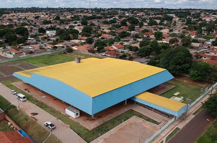 MS terá Centro de Referência Paralímpico para desenvolver atletas da base ao alto rendimento - Crédito: Edemir Rodrigues
