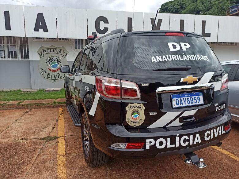 Homem é preso acusado de ameaçar divulgar fotos íntimas de adolescentes - Crédito: Divulgação/Polícia Civil