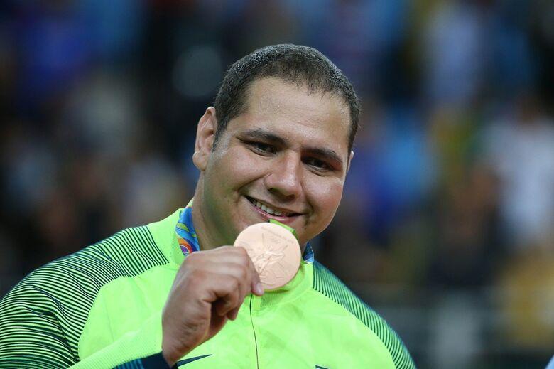 Baby quer terceira medalha em Olimpíadas. - Crédito: Rafael Castro/Brasil 2016