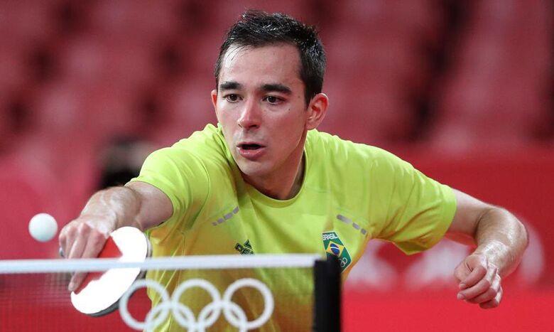 Histórico: Calderano põe Brasil nas quartas do tênis de mesa em Tóquio - Crédito: Wander Roberto/COB